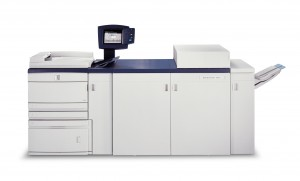 Xerox Digital press at PrintPapa