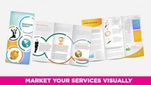 Brochure Design - Market Your Services Visually