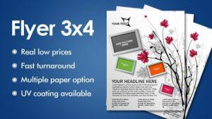 flyer printing online