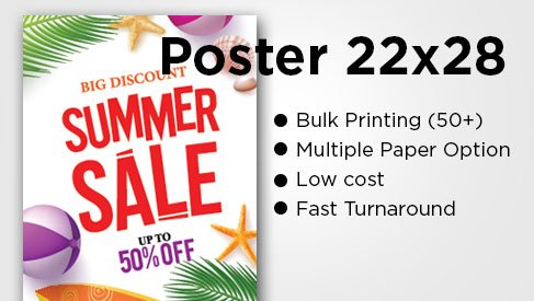 online poster printing