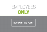 Free Employees Only Posters